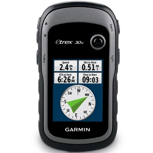 Garmin Etrex 30x El Tipi GPS