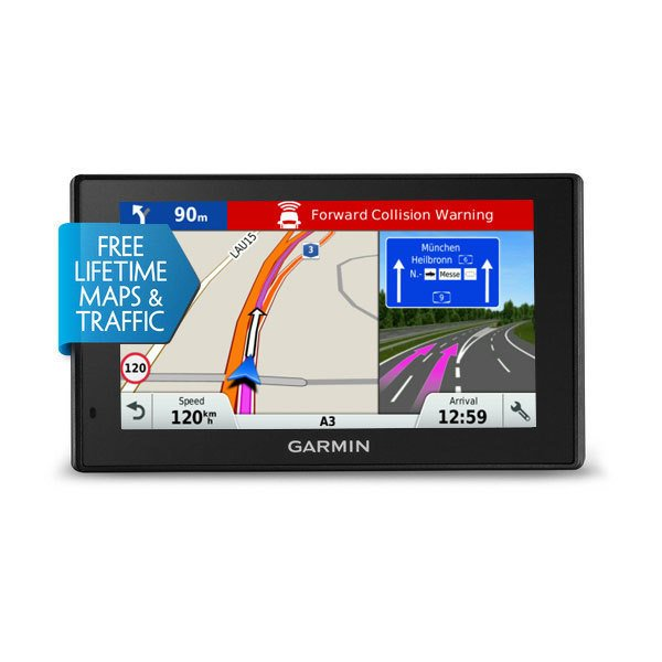Garmin DriveAssist 51 LMT-S Kameralı Navigasyon Cihazı