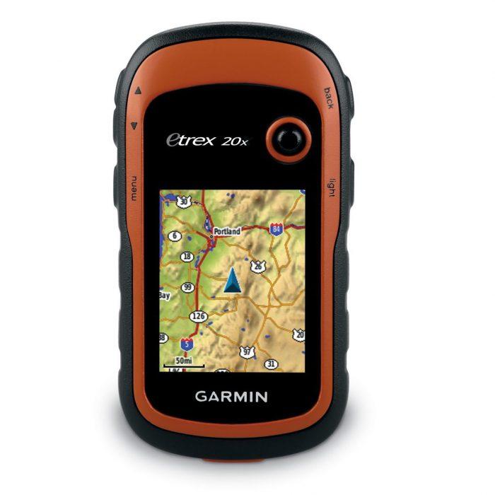 Garmin Etrex 20x El Tipi GPS
