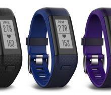 Garmin Vivosmart Hr+ Plus GPS'li Akıllı Bileklik-Gece Mavisi