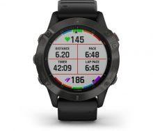 Garmin Fenix 6 Pro Sapphire Siyah Multispor GPS Akıllı Saat