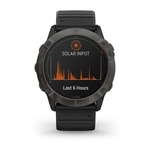 Garmin Fenix 6X Pro Solar Multispor GPS Akıllı Saat