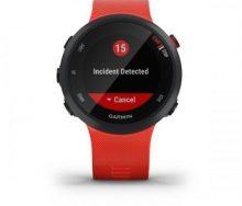 Garmin Forerunner 45 Akıllı Koşu Saati - Kırmızı