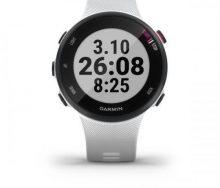 Garmin Forerunner 45S Akıllı Koşu Saati - Beyaz