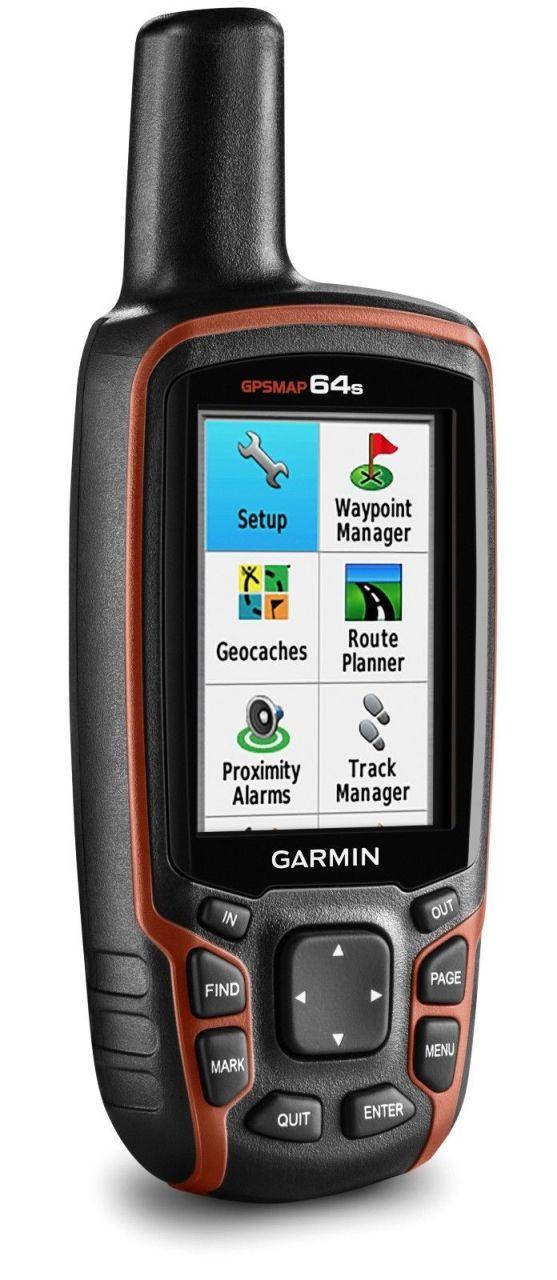 Garmin GPSMAP 64s El Tipi GPS
