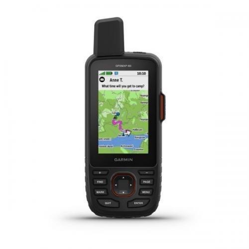 Garmin GPSMAP 66i El Tipi GPS