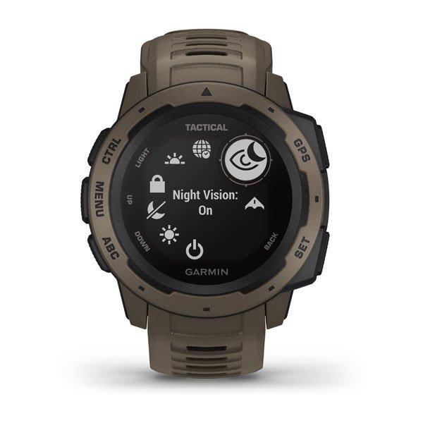 Garmin Instinct Tactical Akıllı Saat- Coyote Tan