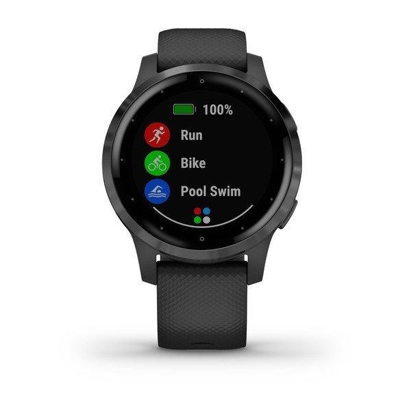 Garmin Vivoactive 4S Siyah Akıllı Saat