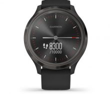 Garmin Vivomove 3 Siyah Akıllı Saat