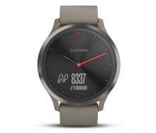 Garmin vivomove HR Akıllı Saat - Siyah-Kumtaşı