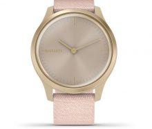 Garmin Vivomove Style Pembe Desenli Akıllı Saat