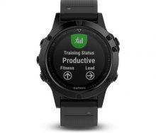 Garmin Fenix 5 Sapphire GPS'li Nabız Ölçerli Multispor Akıllı Saat