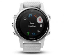 Garmin Fenix 5s Multispor Akıllı Saat -Beyaz