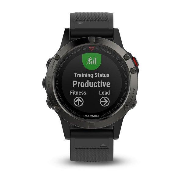 Garmin Fenix 5 GPS'li Nabız Ölçerli Multispor Akıllı Saat