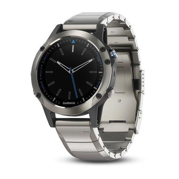 Garmin Quatix 5 Sapphire Multispor Akıllı Saat