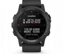 Garmin Tactix Charlie GPS'li Multispor Akıllı Saat